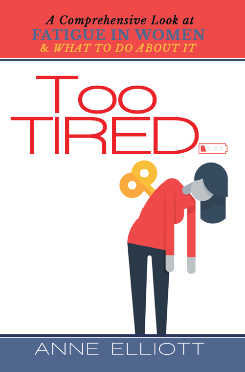 image of book: Too Tired